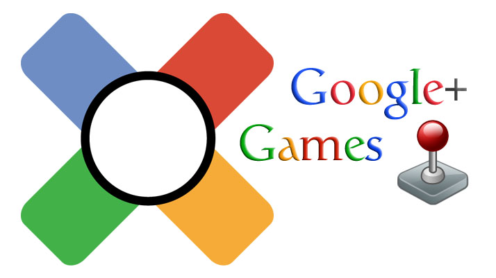Google Plus games logo