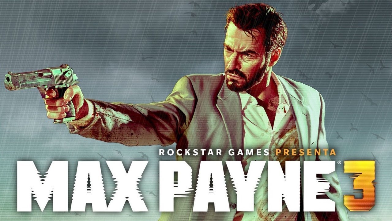 This October Max Payne 3 The Complete Series A Graphic Novel