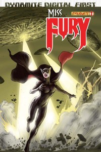Miss Fury Digital #1