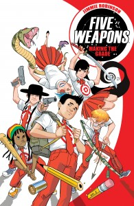 Five Weapons vol 1