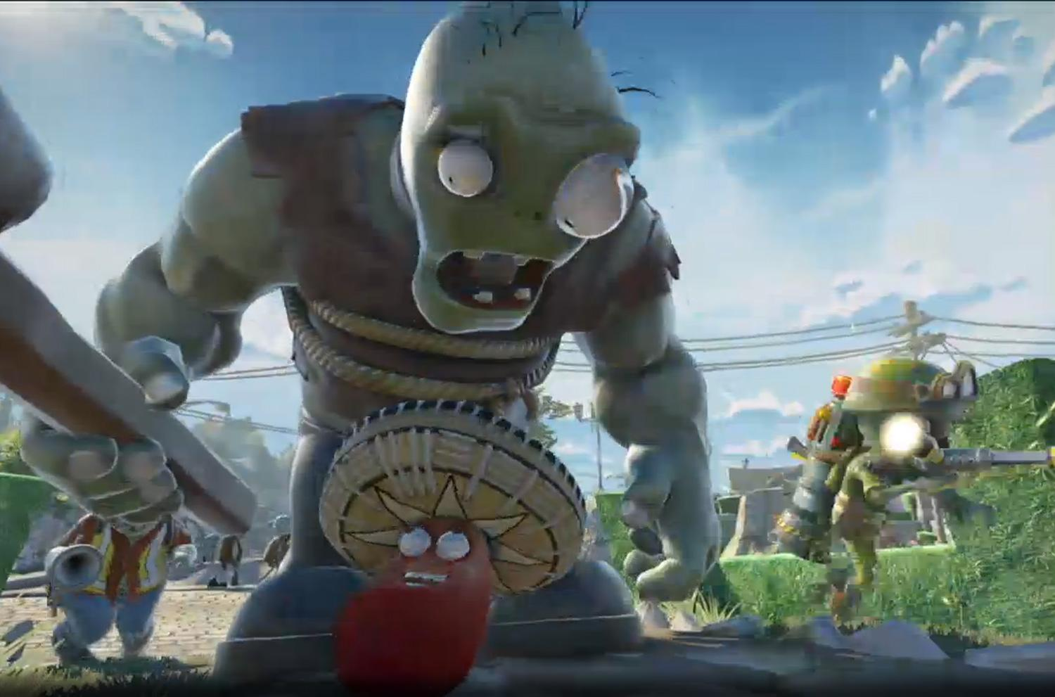 August Release For Plants Vs Zombies Garden Warfare On